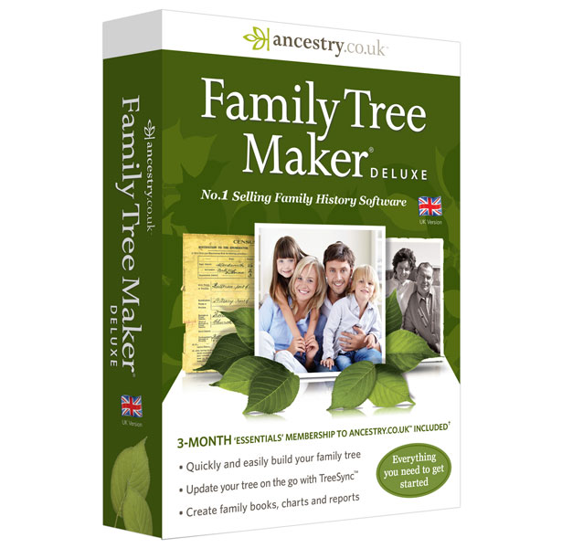 Family Tree Maker 2014 Deluxe