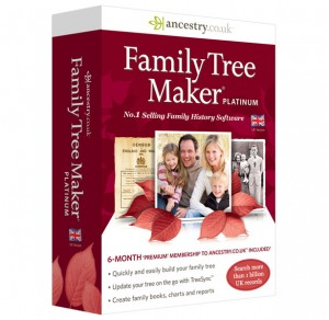 Family Tree Maker 2014 Platinum