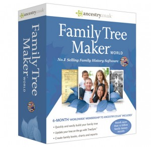 Family Tree Maker 2014 World