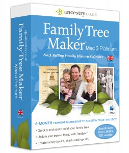 Family Tree Maker Mac v3